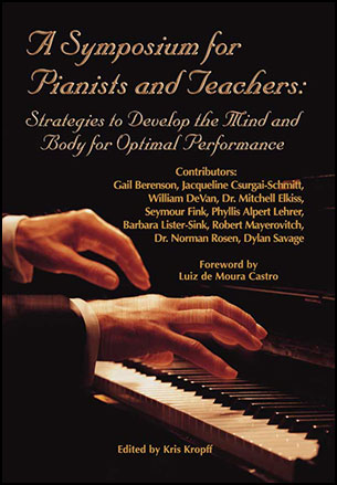 Purchase A Symposium for Pianists and Teachers